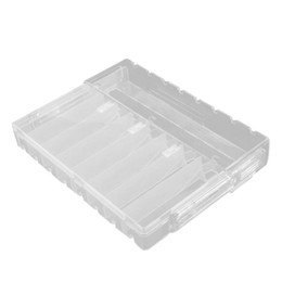 Tackle Fishing Lures Baits Box Australia - 8 Compartments Storage Case Box Dual Layer Portable Ultralight High capacity Fishing Lure Bait Storage Tackle Boxes