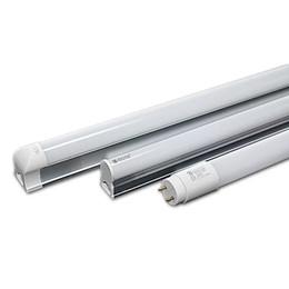 Fluorescent Tubes T5 UK - Reishi lighting led tube t8 bracket full set of integrated household 1.2m light tube t5 strip energy-saving fluorescent lamp