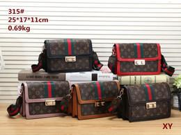 Boston Tote Bag Free Shipping Australia - Free Shipping 2018 New Design Vogue Style Women's Handbags Shoulder Fashion Bag Boston Bags Message Bag Tote Bag Purse