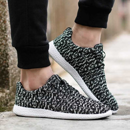 $enCountryForm.capitalKeyWord NZ - Cheap Discount kanye Running Shoes Summer Knintting Mesh Sport Shoes Men's Breathable Y3 Style Designer Sneakers Size 39-44