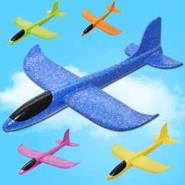 inflatable bear Australia - 1Piece Stunt Version Of A Hand Tossed Airplane Foam Aircraft EPP Throwing Model Of Airplane Throwing Glider Boomerang Toy