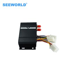 LeveL device online shopping - Seeworld GPS vehicle tracker device fuel level monitoring gps tracker S208