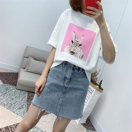 $enCountryForm.capitalKeyWord Australia - Jeans Skirt Half-length Spring And Summer New Tasseled A-shaped Skirt Wrap Female Fashion Popular Trend Style High Good Quality jooyoo