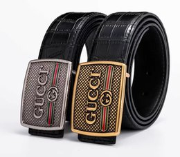 $enCountryForm.capitalKeyWord NZ - Italian Brand Bee Designer Fashion Brand Big Buckle Genuine Leather Belt Strap Belts For Mens Womens Jeans Waistband Without a box