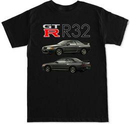 $enCountryForm.capitalKeyWord Australia - 2019 Fashion Hot Sale Japanese Classic Legend Car Gtr Skyline R32 R33 R34 R35 Motor Engine Swap Badge Turbo T Shirt T Shirt