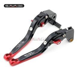 $enCountryForm.capitalKeyWord NZ - Brake Clutch Lever For HONDA CBR 1000RR 2004-2018 Black Red Motorcycle Accessories Folding Extendable Logo CBR1000RR CBR RR