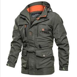$enCountryForm.capitalKeyWord Australia - Mens Autumn Winter Jackets Mens Casual Loose Large Size Bomber Jackets Windproof Warm Hooded Assault Tactics Size 4XL