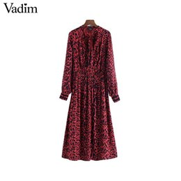 69541757fc03a Red Long Leopard Print Dress Australia | New Featured Red Long ...