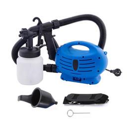 $enCountryForm.capitalKeyWord Australia - 650W Paint Sprayer Electric Spray Gun Kit Professional Airbrush Spray Machine for Painting Cars Wood Furniture 230~240V EU Plug
