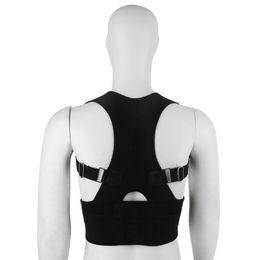 $enCountryForm.capitalKeyWord Australia - Adjustable Magetic Clavicle Support Correction Back Lumbar Shoulder Brace Belt Posture Corrector Back Support Brace Corset