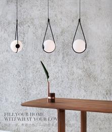 $enCountryForm.capitalKeyWord NZ - Nordic glass ball lampshade pendant light for bedside drop lamp dinning table hanglamp Italy designer light suspension luminaire