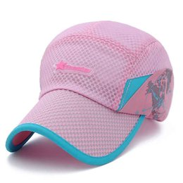 Hat Cap Base Ball UK - hat sport fashion ventilata champion breath base bauhat cap comfoto bl Byeath