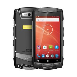 rugged gps UK - IP68 Rugged Android 5.1 Smartphone Waterproof Phone Shockproof outdoor 2GB RAM MTK6735 Quad Core Walkie Talkie GPS V1H 4G LTE S8