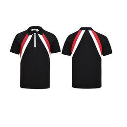 $enCountryForm.capitalKeyWord Australia - Hot GG Designer newest G Fashion casual men's Brand Tshirt Male medusa Men snake DOG Letter Tops TShirts Polo Shirt Tee