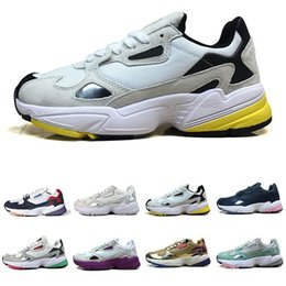 leather gear for men Australia - New Releases Falcons Running Shoes for Women Men High Quality Falcon Shoes New Designer Sneakers Originals Jogging Outdoors Size 36-45 Gear