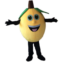 $enCountryForm.capitalKeyWord NZ - 2019 High quality hot Fruits and vegetables lemon mascot costume role playing cartoon clothing adult size