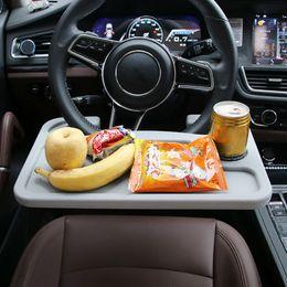 $enCountryForm.capitalKeyWord Australia - Car Portable Mini Desk Notebook Stand Holder Multi Back Seat Laptop Tray Steering Wheel Computer Drink Holder Table Styling