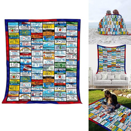 $enCountryForm.capitalKeyWord Australia - New All-Season Blanket Decorative Unique Quilted for Household Gifts Fashion New Decorative All-season Quilt
