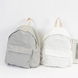 $enCountryForm.capitalKeyWord Australia - denim backpack New Simple college wind denim backpack casual travel bag couple shoulder bag school bags for girls mochila