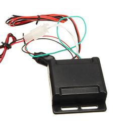 Alarm Engine UK - Universal Motorcycle Alarm System Scooter Anti-theft Security Alarm Speaker Moto Remote Control Engine Start Anti-line Cut