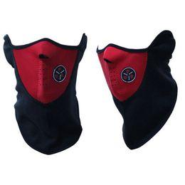 ski mask hats 2019 - Neck Face Mask Hat Balaclavas Cycling Scarf Cover Winter Warmer Skiing Dustproof Motorcycle cheap ski mask hats