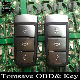 $enCountryForm.capitalKeyWord Australia - Car 3 Buttons Keyless Flip Smart Remote Key Fob 433Mhz ID48 ID46 Chip for Passat B6 B7 Magotan CC 3C0959752BA 752BA Key Shell
