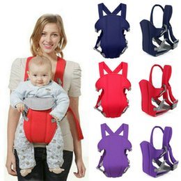 baby backpack front Australia - Newborn Baby Carrier Sling Wrap Backpack Front Back Chest Ergonomic 4 Position