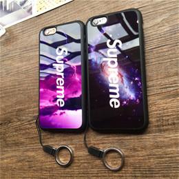 $enCountryForm.capitalKeyWord Australia - Hot Designer Phone Case for IPhone X 6 6S 6plus 6S Plus 7 8 7plus 8plus Fashion Brand Letter Print Phone Protection