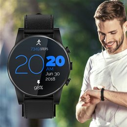 Heart Rate Camera Smart Watch Australia - 4G sport Smart Watch X360 Android 7.1.1 3GB+32GB 2MP Camera Fitness Tracker Heart Rate GPS Bluetooth Smartwatch PK KW88 Z28 S3