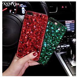 $enCountryForm.capitalKeyWord NZ - Bling Rhinestone Crystal Diamond Fox and Soft Back Phone Jewelled Case Cover For SamsungS4 S5 S8 S9 S6 S7edge S8 S9plus N4 N5 N8