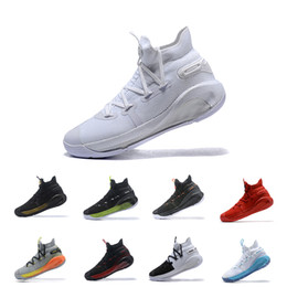4bc50401b Champion MVP man Currys 6.0 Basketball Shoes Men s Curry 6 Birthday footwear  Fired Up Christmas Finals star Sports training Sneakers