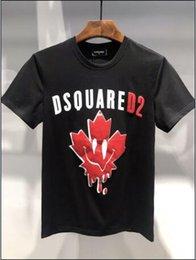 $enCountryForm.capitalKeyWord Australia - Brands new Hip Hop DS2 icon mens t-shirt Short Sleeve Cotton tops tee poloshirt shirt men teel hip 3g Designers men women t shirts 02