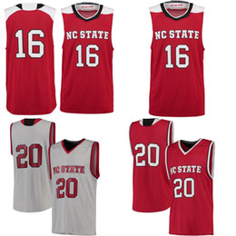 4xl basketball jerseys 2019 - Wholesale Customize Mens Womens Kids NCAA NC  State Wolfpack Basketball Jersey bca086e3c