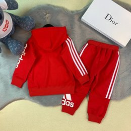 $enCountryForm.capitalKeyWord Australia - Two Piece Outfits New Pattern In Will Child Summer Male Girl Fashion Suit Baby Korean Children Kids Clothing Set Clothes smart_kid