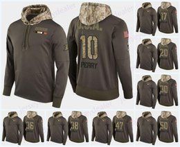 pullover military Australia - Custom Anaheim Ducks Military Camo Hoodie USA Flag Hoodie Jerseys10 Corey Perry 20 Pontus Aberg 18 Eaves Hockey Hoodies Sweatshirts
