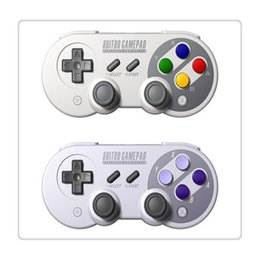 Wireless Usb Game Controller NZ - Wireless Bluetooth Gamepad Game Controller for Mac mode and Nintendo Switch mode with USB Cable Exquisite and Durable