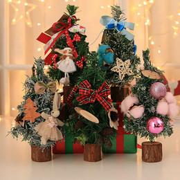 $enCountryForm.capitalKeyWord Australia - UK Desk Table Mini Christmas Xmas Christmas Tree Small Party Ornaments Decor 1PC