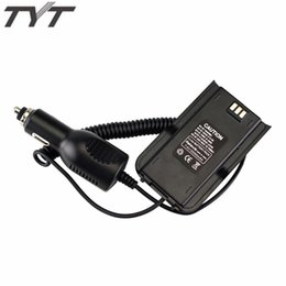 $enCountryForm.capitalKeyWord Australia - radio hf transceiver Original TYT Car Charger Battery Eliminator For TYT MD-380 Walkie Talkie Ham Radio Hf Transceiver