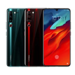 "$enCountryForm.capitalKeyWord Australia - Global ROM Lenovo Z6 Pro 8GB 256GB Snapdragon 855 Octa Core 6.39"" FHD Display Smartphone Rear 48MP Quad Cameras 4000mah battery"