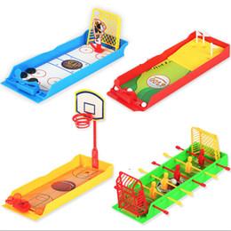 Mini Golf Games Australia - Mini Desktop Game Finger Ejection Football Basketball Golf Hockey Parenting Mutual Action Boy Girl Toys Fun Game Brinquedos
