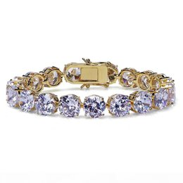 8mm cz bracelet UK -