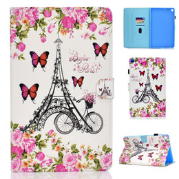$enCountryForm.capitalKeyWord Australia - For Samsung Galaxy Tab A 10.1 2019 T510 T515 Tab A 8.0 P200 P205 S5e T720 T725 Tablet Flower Wallet Leather Case Owl Beach Stand Cover 75pcs