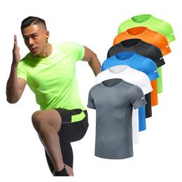 $enCountryForm.capitalKeyWord Australia - Summer Men Sports Shirt Quick Dry Gym Running Shirt for Men Workout Bodybuilding Workout Soccer Basketball Jersey