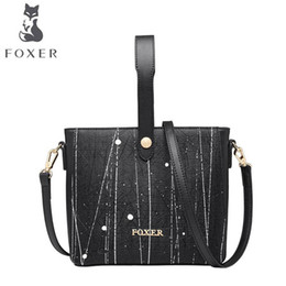 $enCountryForm.capitalKeyWord NZ - FOXER bag for women 2019 new women leather bag fashion luxury handbags bags designer Casual tote handbag leather