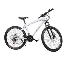 Опт 21 скорость 26 дюймов велосипед унисекс двойной дисковые тормоза горная дорога горный велосипед езда на велосипеде водонепроницаемая подушка