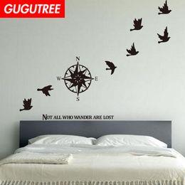 $enCountryForm.capitalKeyWord Australia - Decorate Home bird letter cartoon art wall sticker decoration Decals mural painting Removable Decor Wallpaper G-1954
