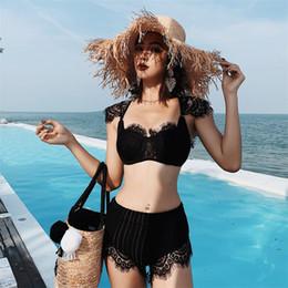 $enCountryForm.capitalKeyWord Australia - High Waisted Bodysuit Sexy Bikini Set Women Black Lace Swimwear Bathing Suits Beach Wear Swimsuit Female Brazilian Bikini