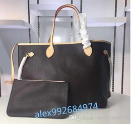$enCountryForm.capitalKeyWord Australia - Top Quality Real Oxidize Cowhide Leather Hot Sell Nf Women Handbag Shoulder Bags Lady Totes Shopping Purse #40156 40995