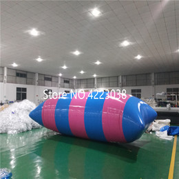 $enCountryForm.capitalKeyWord Australia - Delivery To Door 5x2m 0.9mm PVC Water Jumping Pillow Inflatable Water Trampoline Inflatable Water Blob For Sale