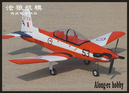 plane kit epo Australia - NEW EPO RC plane RC HOBBY 1200mm wingspan PILATUS PC-9 SE   PC-9 V2 400 CROSS MODEL RC PLANE (have kit set or PNP set )